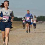 Sairah Tundukar- first to complete ICY Marathon